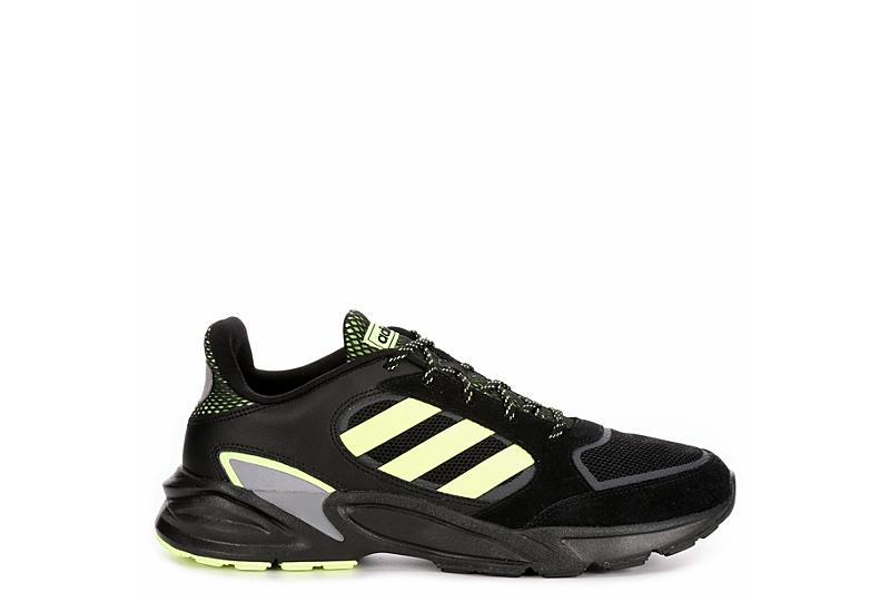 ADIDAS Mens 90s Valaison Sneaker - BLACK