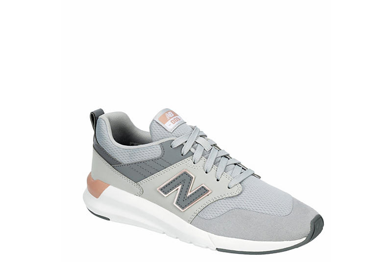 Reda ut Mentalt Halvö  Grey New Balance Womens 009 Sneaker | Athletic | Off Broadway Shoes