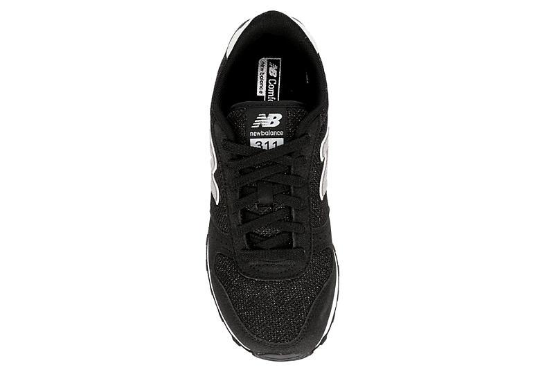NEW BALANCE Womens 311 Sneaker - BLACK