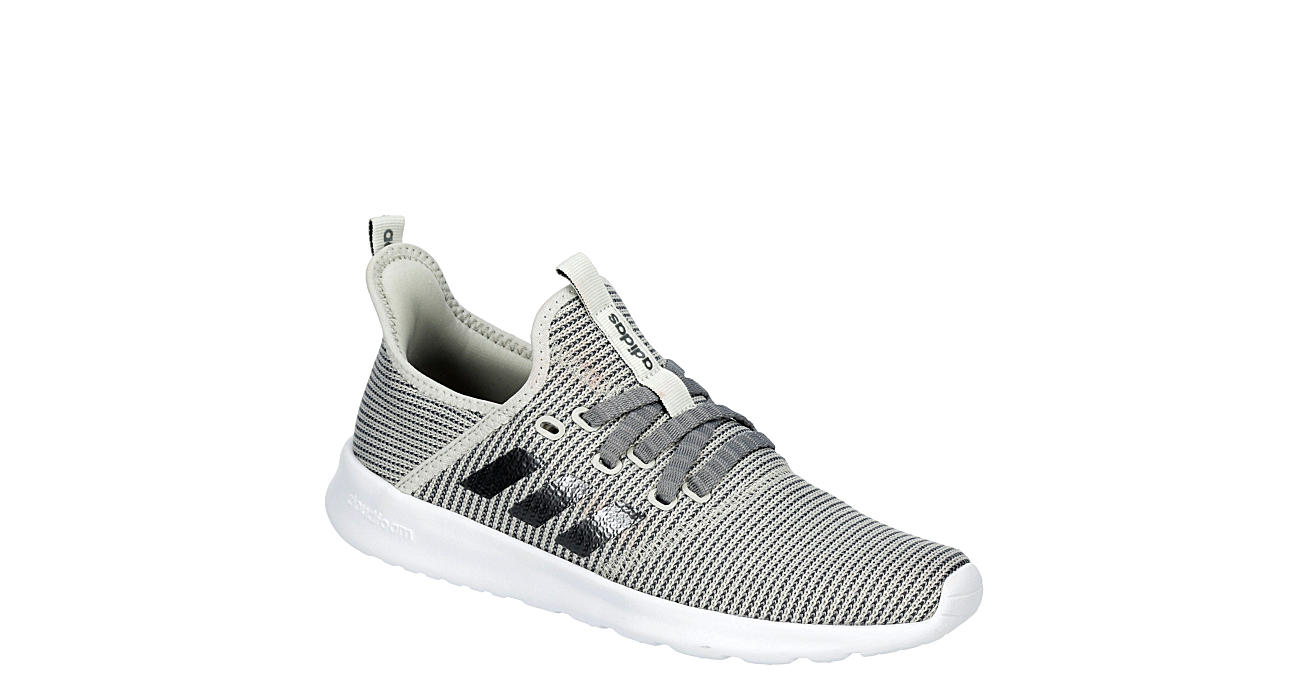 ADIDAS Womens Cloudfoam Pure Sneaker - GREY