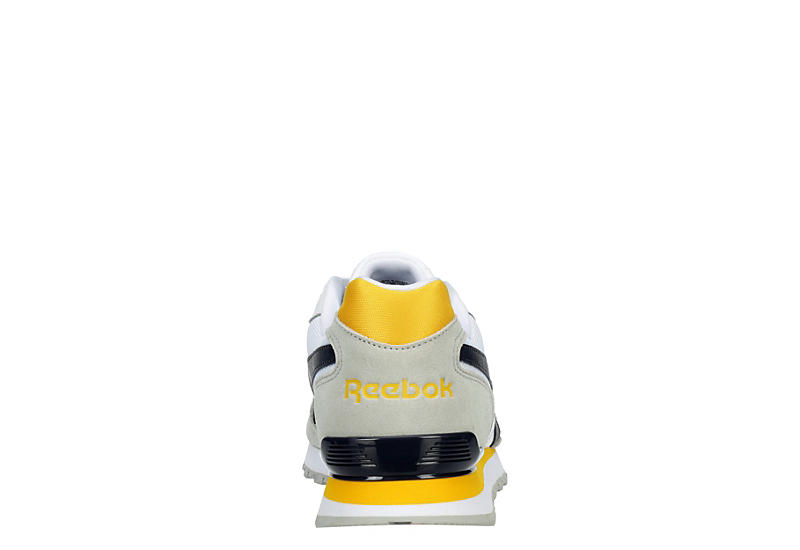 REEBOK Mens Harmon Clip Sneaker - WHITE