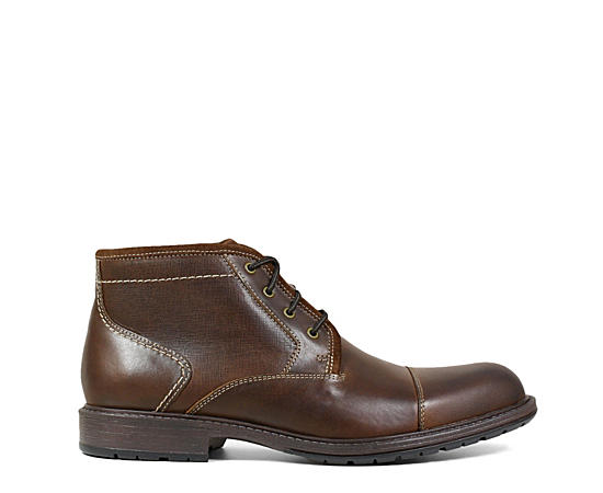 Mens Vandall Cap Toe Chukka Boot