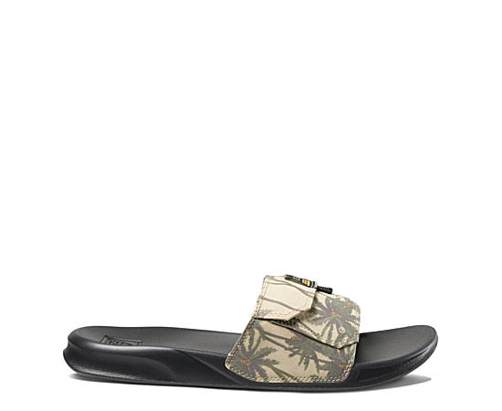 Mens Stash Slide Sandal