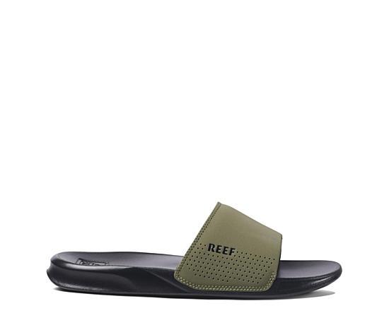 Mens Reef One Slide Sandal