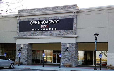 Off Broadway Shoe Warehouse Store Locator