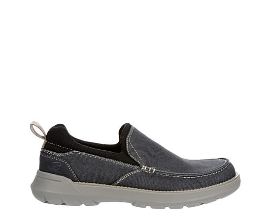 Mens Creston-moseco Relaxed Fit Memory Foam Loafer