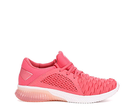Womens Kenun Knit Running Shoe