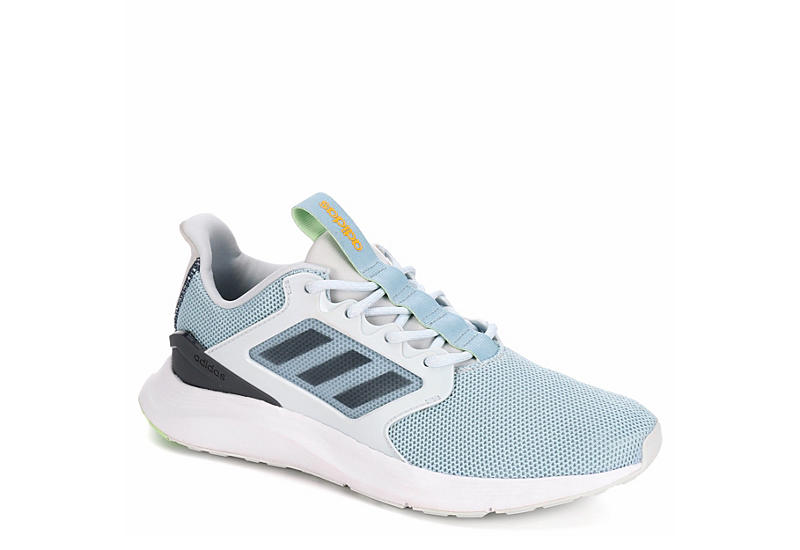 BLUE ADIDAS Womens Energy Falcon X Running Shoe