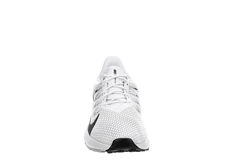 NIKE Womens Quest 2 Running Shoe - WHITE