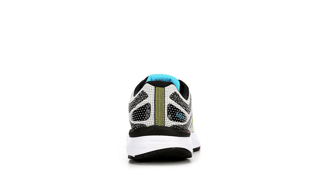 NEW BALANCE Womens 680 Running Shoe - WHITE