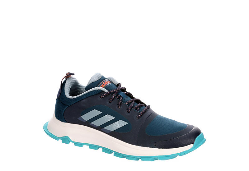 ADIDAS Womens Response Trail Running Shoe - BLUE