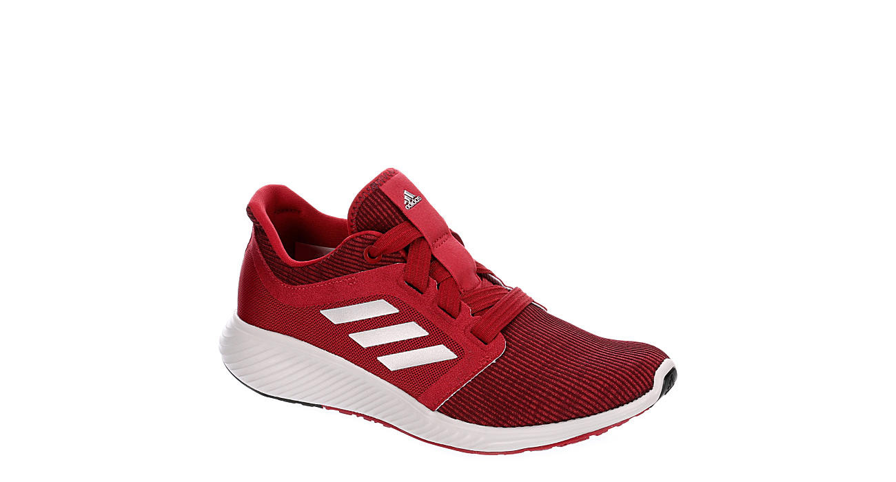 ADIDAS Womens Edge Lux 3 Sneaker - BURGUNDY