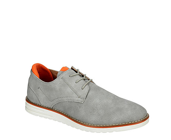 Mens Calen Nubuck Perf Casual Sneaker