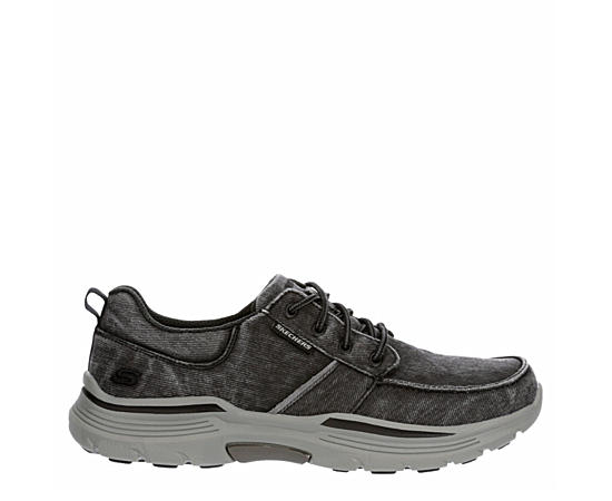 Mens Expended-bermo Canvas Shoe