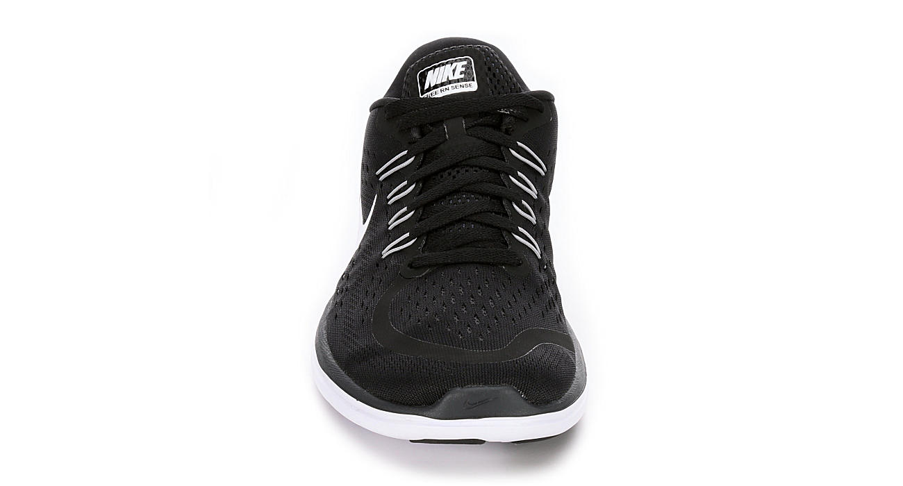 fe2d60ac78737 Black Nike Womens Flex Run 2017 Running Shoe