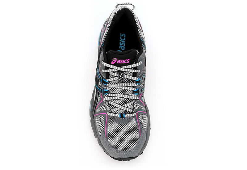 ASICS Womens Kahana 8 Running Shoe - GREY