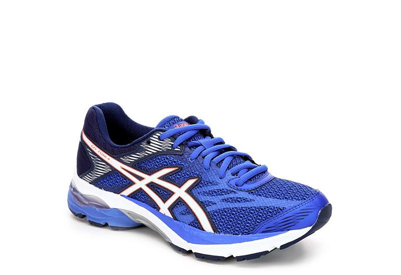 3697e503fc6 Blue Asics Womens Gel Flux 4 Running Shoe