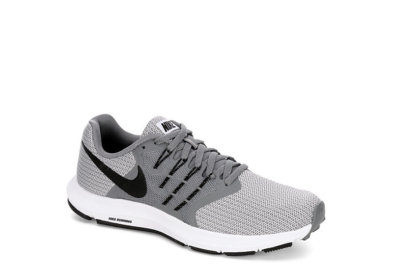 c89479c123f346 Grey   Black Nike Run Swift Women s Running Shoes