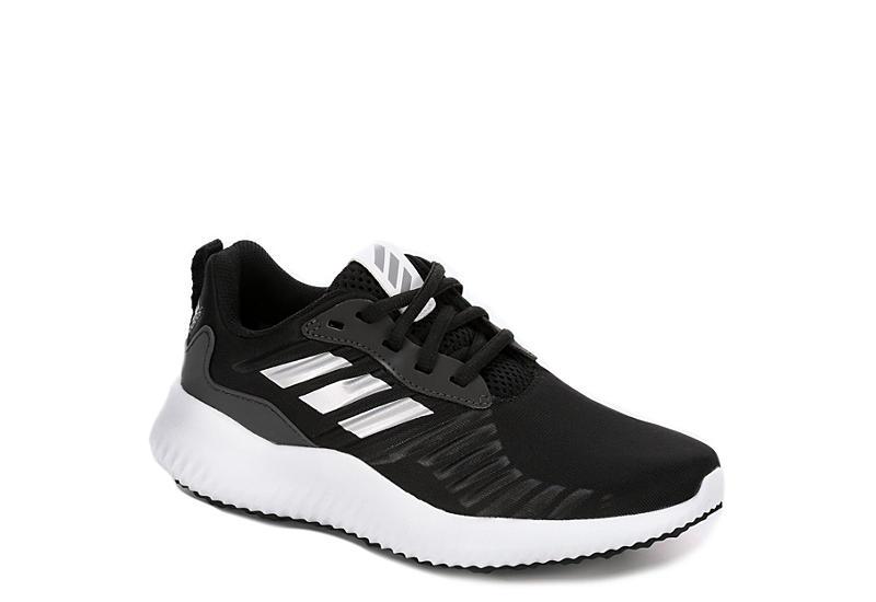 schwarze adidas womens alpha - sprung laufschuh athletic ab