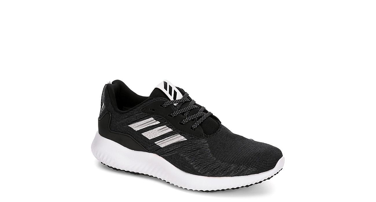 78a466ff9582a Adidas Womens Alpha Bounce Running Shoe - Black