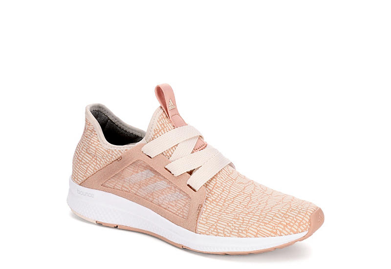 736518996374 Adidas Womens Edge Lux Running Shoe - Beige