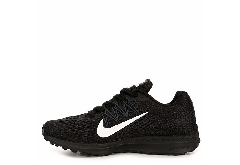 huge selection of 68a7d 10ef3 Nike Womens Zoom Winflo 5 Running Shoe - Black