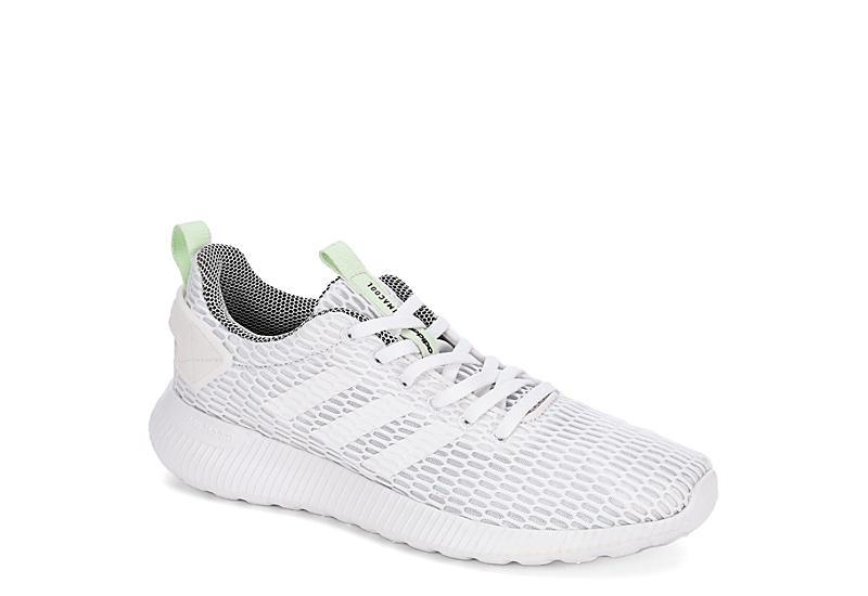Adidas Womens Lite Racer Climacool Running Shoe - White f9e9d2a91