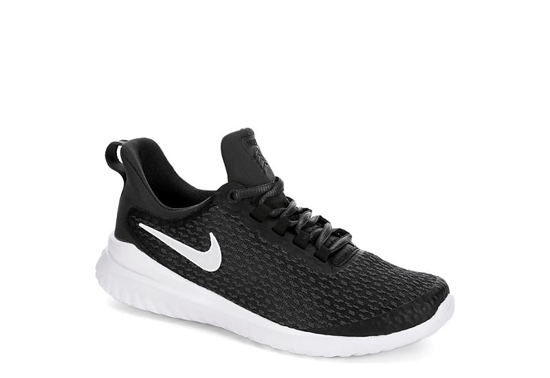 12f26d4da Black Nike Womens Renew Rival Running Shoe | Athletic | Off Broadway Shoes