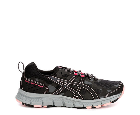 Womens Scram 4 Trail Running Shoe
