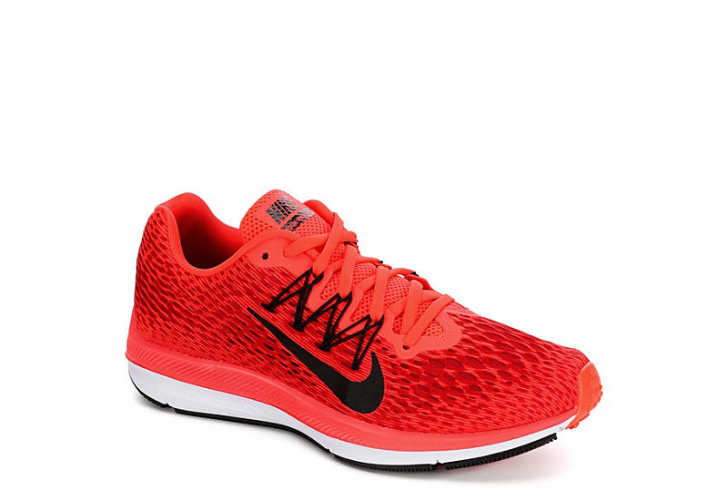 43192a186640 Red Nike Zoom Winflo 5 Women s Running Shoes