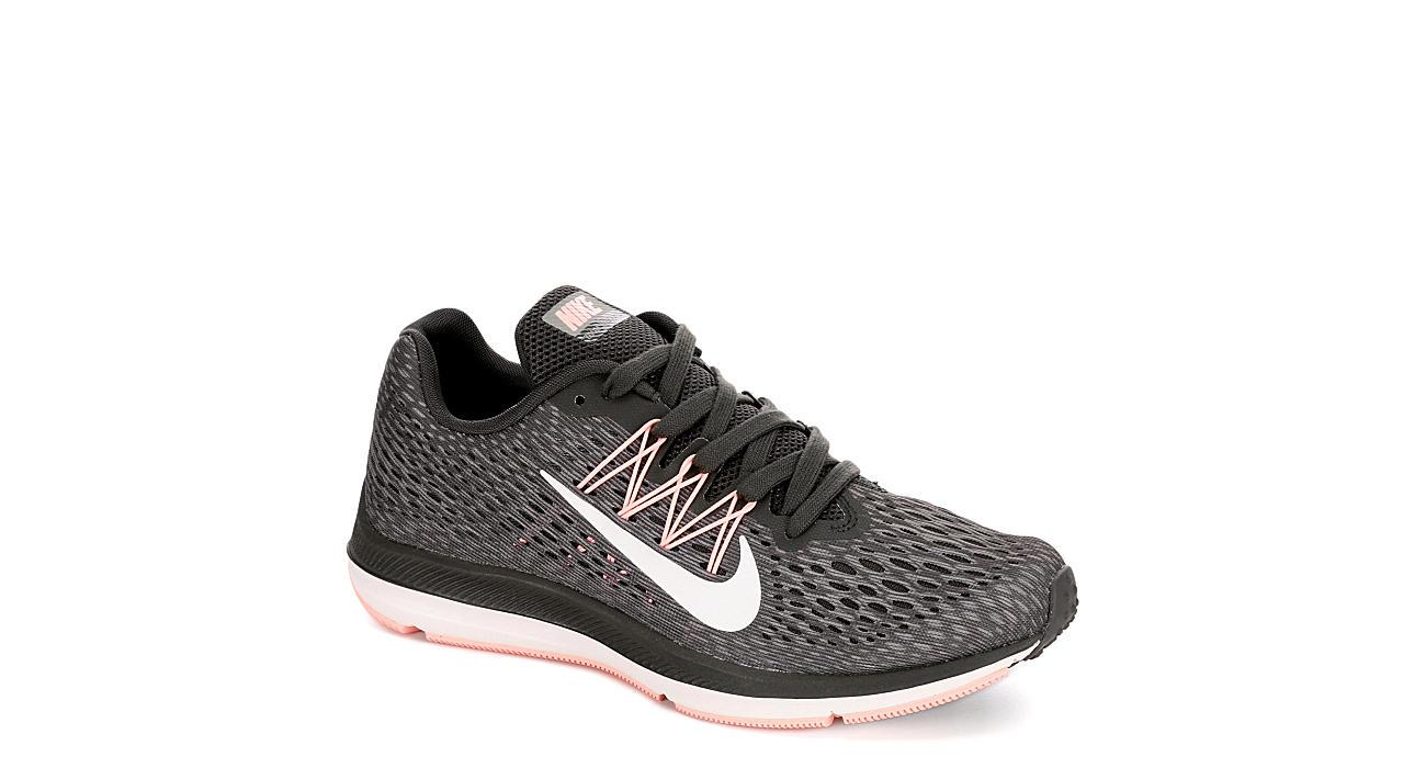 3dac63860913 Nike Womens Zoom Winflo 5 Running Shoe - Olive