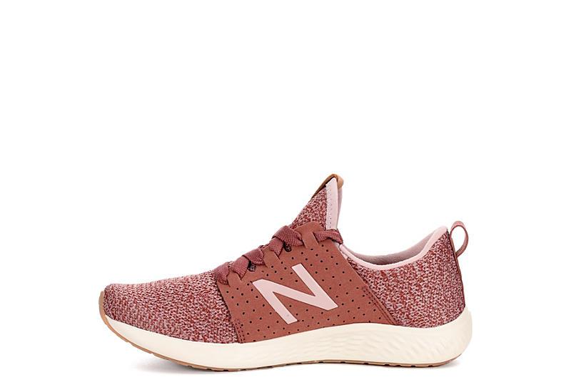 NEW BALANCE Womens Fresh Foam Sport Sneaker - PINK