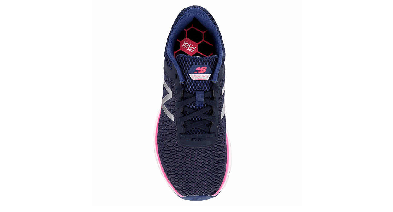 NEW BALANCE Womens Kaymon Running Shoe - NAVY