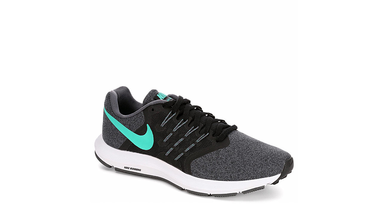 f90ede74d997 Black   Teal Nike Run Swift Women s Running Shoes