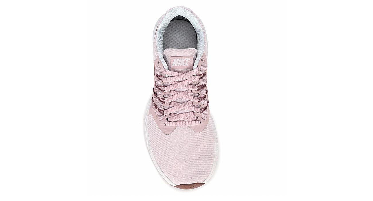 NIKE Womens Run Swift Running Shoe - BLUSH