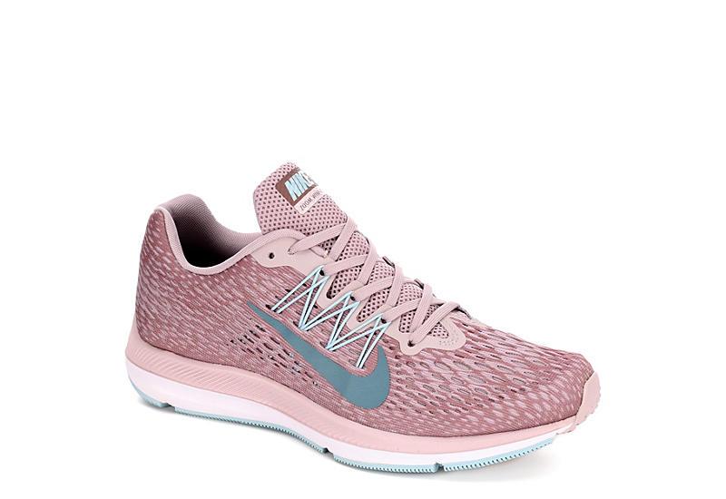 49d294304d192 Nike Womens Zoom Winflo 5 Running Shoe - Blush