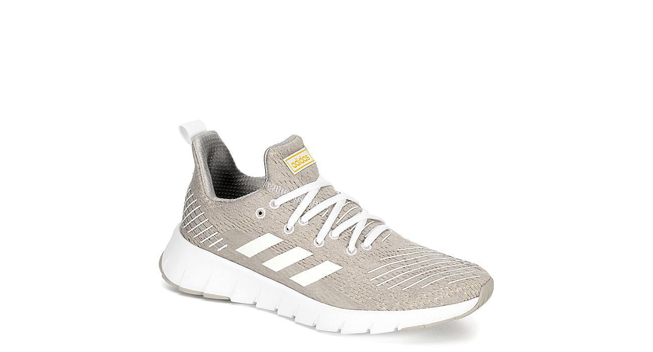 f61481ccf6 Adidas Womens Asweego Run Sneaker - Grey