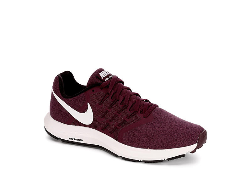 BURGUNDY NIKE Womens Run Swift Running Shoe