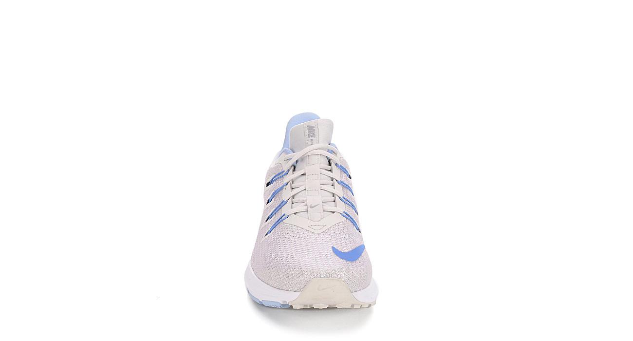 NIKE Womens Run Quest Running Shoe - PALE GREY