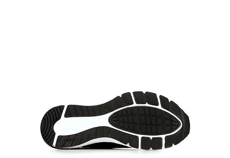 ASICS Womens Roadhawk Flytefoam 2 Running Shoe - DARK GREY