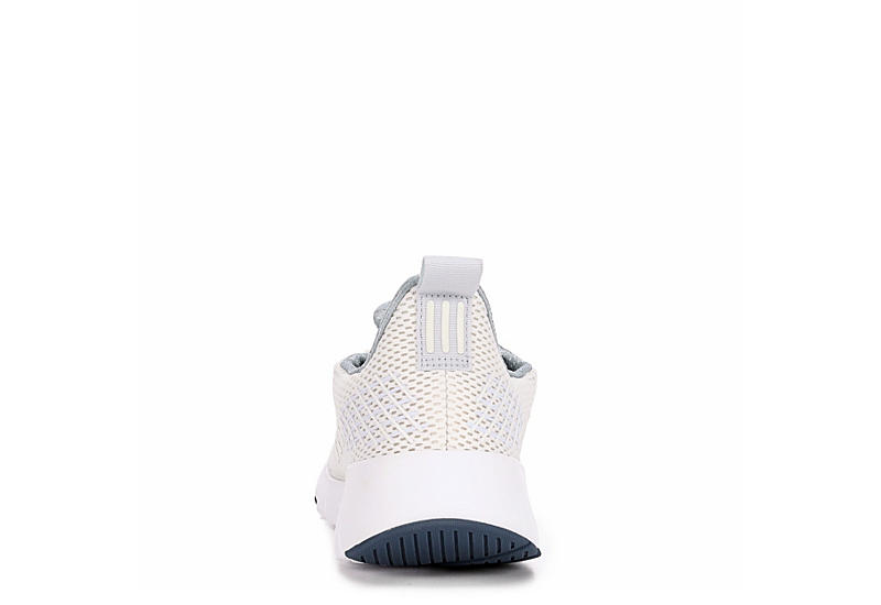 ADIDAS Womens Asweego Run Sneaker - WHITE
