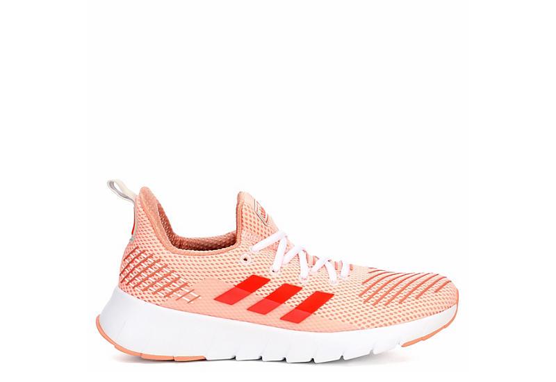 ADIDAS Womens Asweego Run Sneaker - PINK