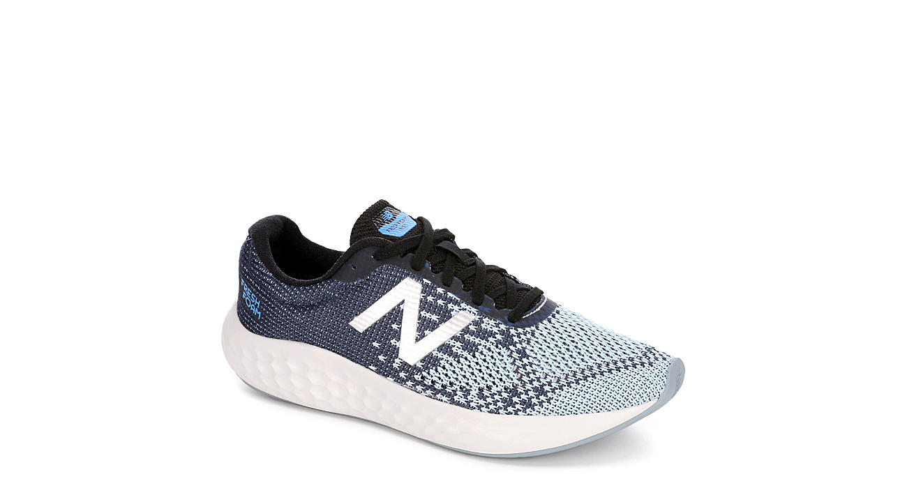 NEW BALANCE Womens Rise Run Running Shoe - BLUE