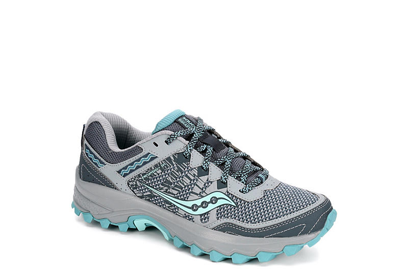 cffec4ef GREY SAUCONY Womens Excursion 12 Trail Running Shoe