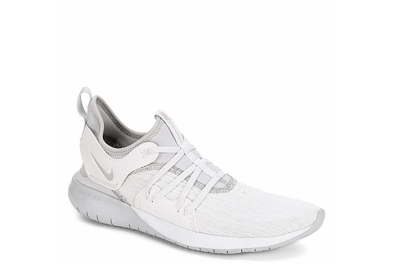 07669e70d87f3 WHITE NIKE Womens Flex Contact 3 Running Shoe