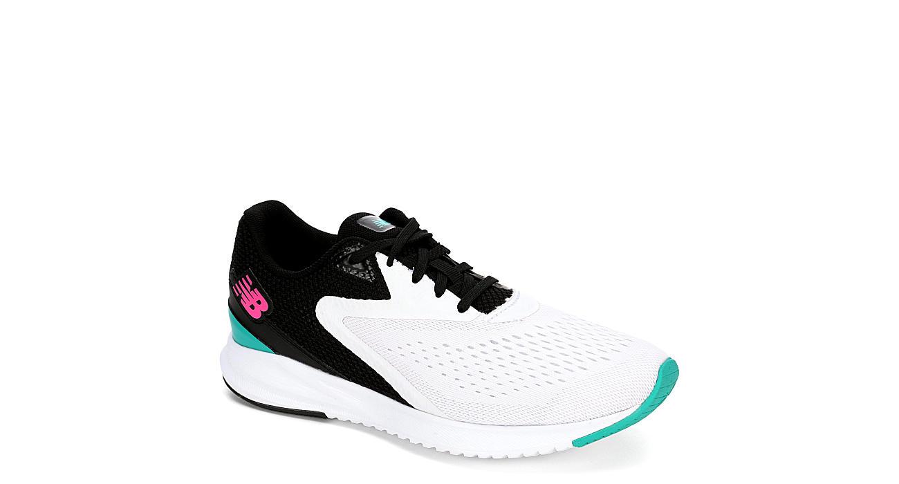 NEW BALANCE Womens Vizi Pro Run Running Shoe - WHITE