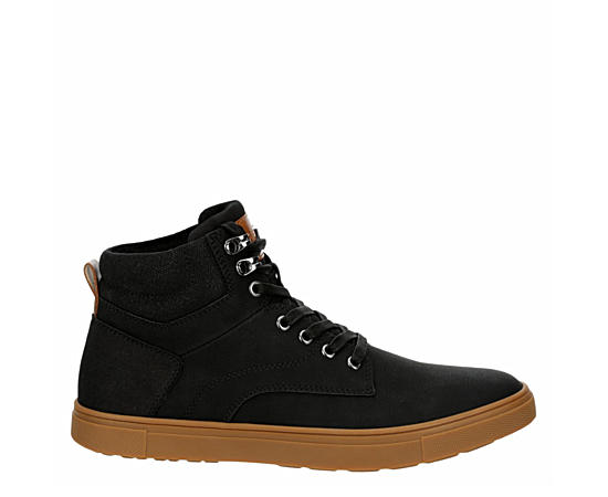 Mens Glazier Gum Sole Hi Top Sneaker