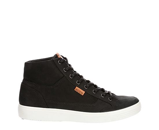 Mens Soft 7 Hi Top Leather Sneaker