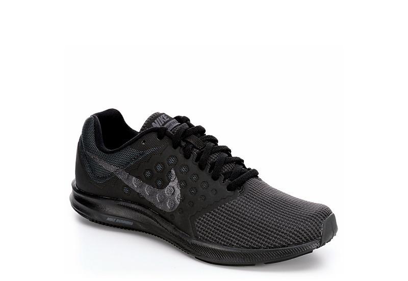 1537a6b0e8d50 Black Nike Womens Downshifter 7 Running Shoe