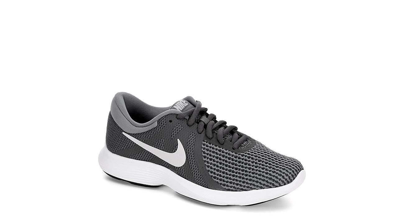 7ed03acf4938d Nike Womens Revolution 4 Running Shoe - Grey